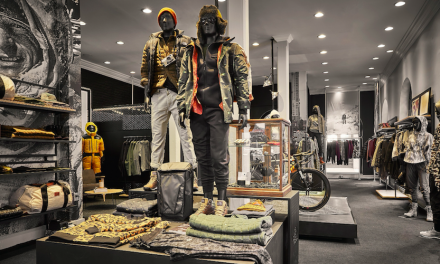 The North Face Launches First U.S. Urban Exploration Concept Shop