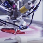 Reebok Unveils 3-D Liquid Factory
