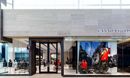 Canada Goose Opens Toronto Flagship