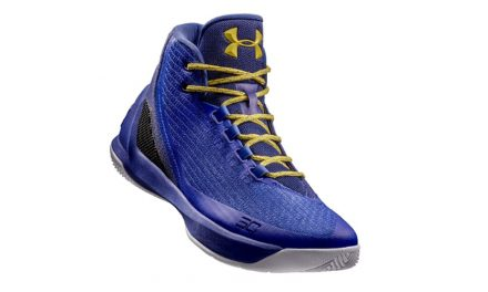 Under Armour Unveils Curry 3