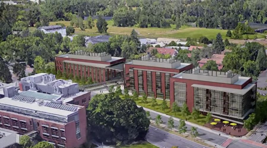 Nike Founder Gifts $500 Million To New University Of Oregon Campus