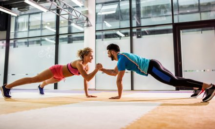 Research: A Gym Buddy Makes You Exercise More