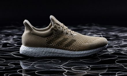 Adidas Speeds Ahead With Biodegradable Footwear