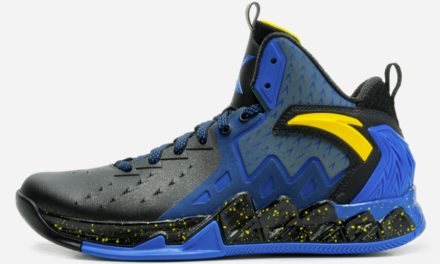 Anta Enters American Sneaker Biz With Klay Thompson Signature Shoes