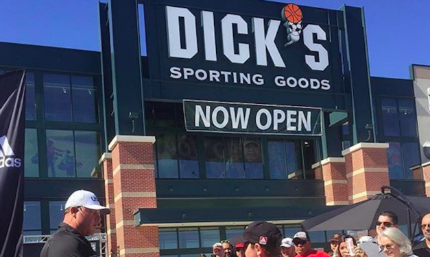 Dick's Opens Stores In Iowa, New York And Georgia