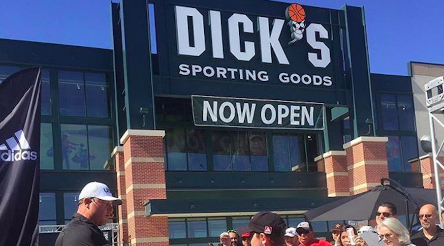 Dick's Q1 Hits Higher End Of Guidance