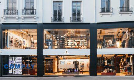 Nike's Jordan Brand Opens First European Store