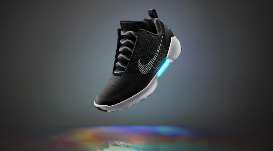 Nike's Self-Lacing Sneakers To Cost $720