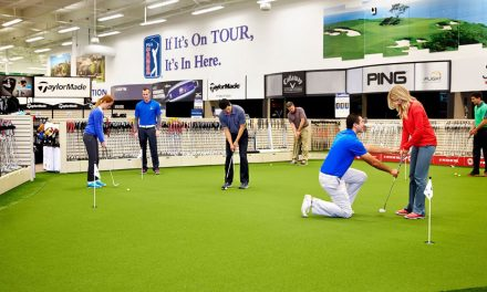 PGA Tour Superstore Opens Houston Location