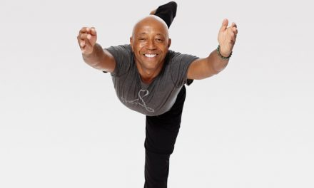 Russell Simmons Teases New Yoga Brand Tantris