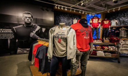 Under Armour Opens Boston Brand House