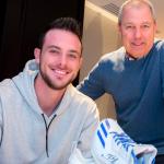 Adidas Extends Partnership With Kris Bryant