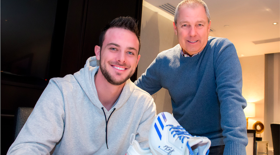 Adidas Extends Partnership With Kris Bryant