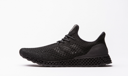 Adidas Makes First 3D Shoe Available For Purchase