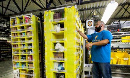 Amazon Reveals Holiday Shopping Figures