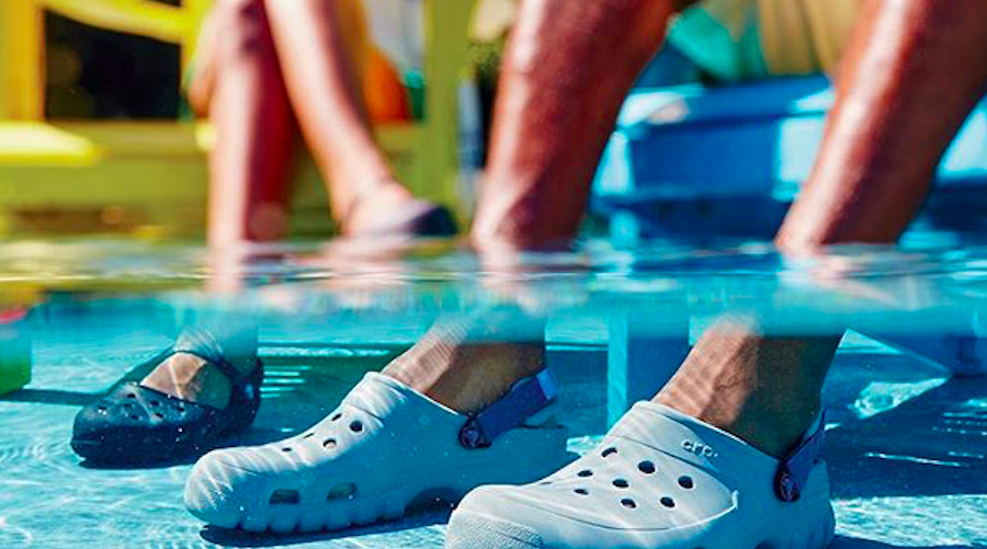 Crocs Appoints Drew Barrymore  And John Cena As Ambassadors