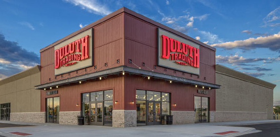 Warm Weather, Promotional Environment Dents Duluth Trading Co.