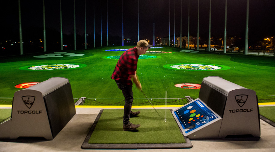 Innovators Of The Year — Topgolf
