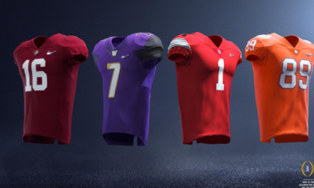 Nike Already Wins College Playoffs