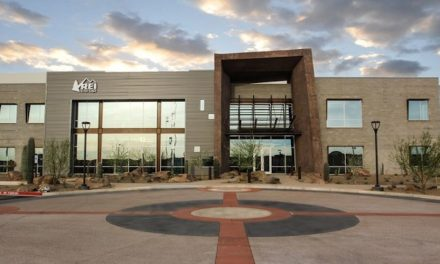 REI Distribution Center Earns LEED Platinum Certification