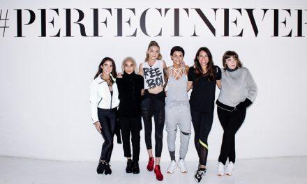 Reebok Ambassador Gigi Hadid Hosts #PerfectNever Event