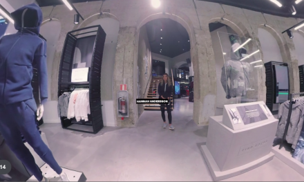 Adidas Opens Virtual-Reality Store In Sweden
