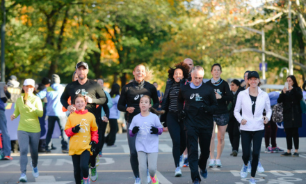 Asics Extra Mile Campaign Tops $1.5 Million In Donations
