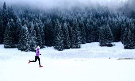 The Solace Of Winter Running