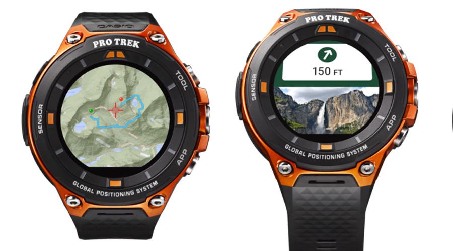Viewranger Unveils Outdoor Smartwatch With Casio Sgb Online