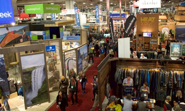 Live At Outdoor Retailer Winter Market, Day 1