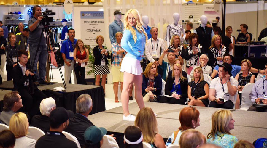 PGA Merchandise Show Expands Fitness Division