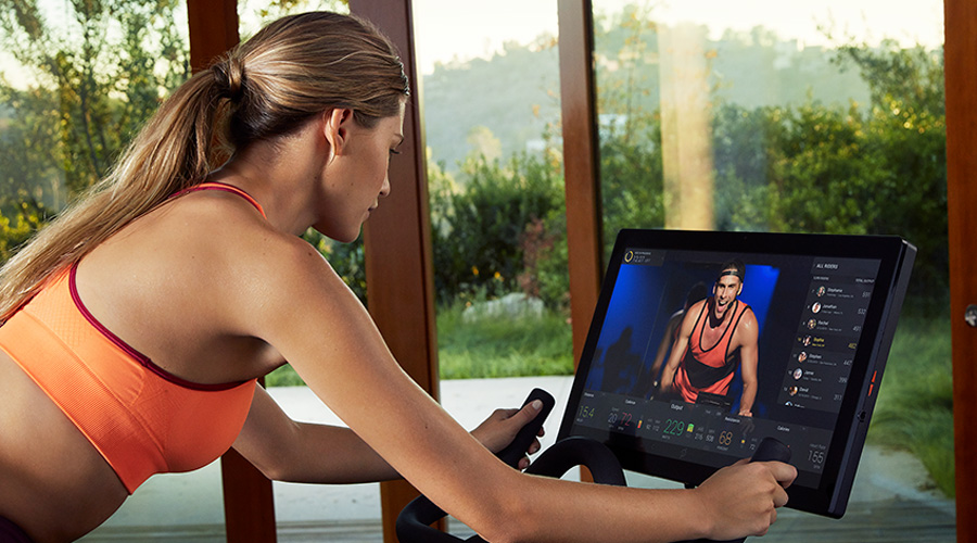 Peloton Raises $550M At A Valuation Of $4 billion