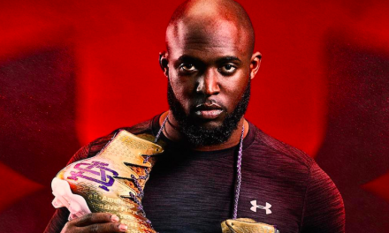 Under Armour Signs NFL Draft Prospect Leonard Fournette