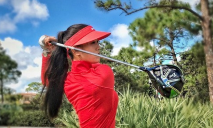 Callaway Golf Signs Global Golf Superstar Michelle Wie