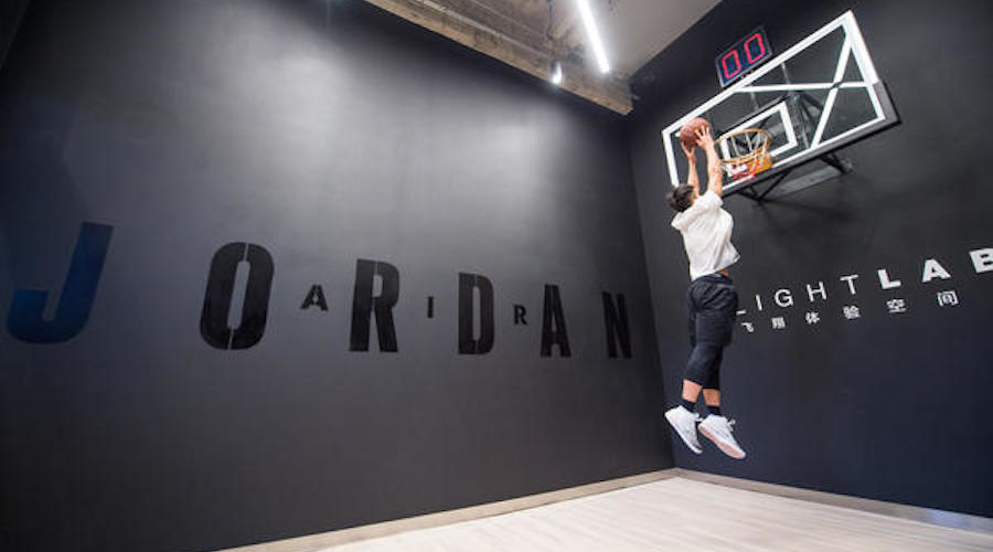 Jordan Brand Marks 20 Years In China With Two New Stores