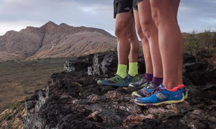 Feetures Partners With Let Me Run