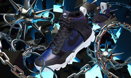 NikeLab Collaborates With Jun Takahashi On Winter Boot