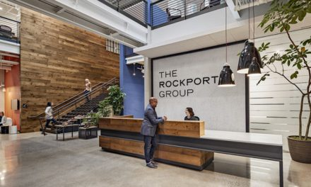 The Rockport Group Relocates To Newton, MA