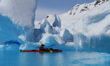Kokatat Sponsors Antarctic Kayak Expedition