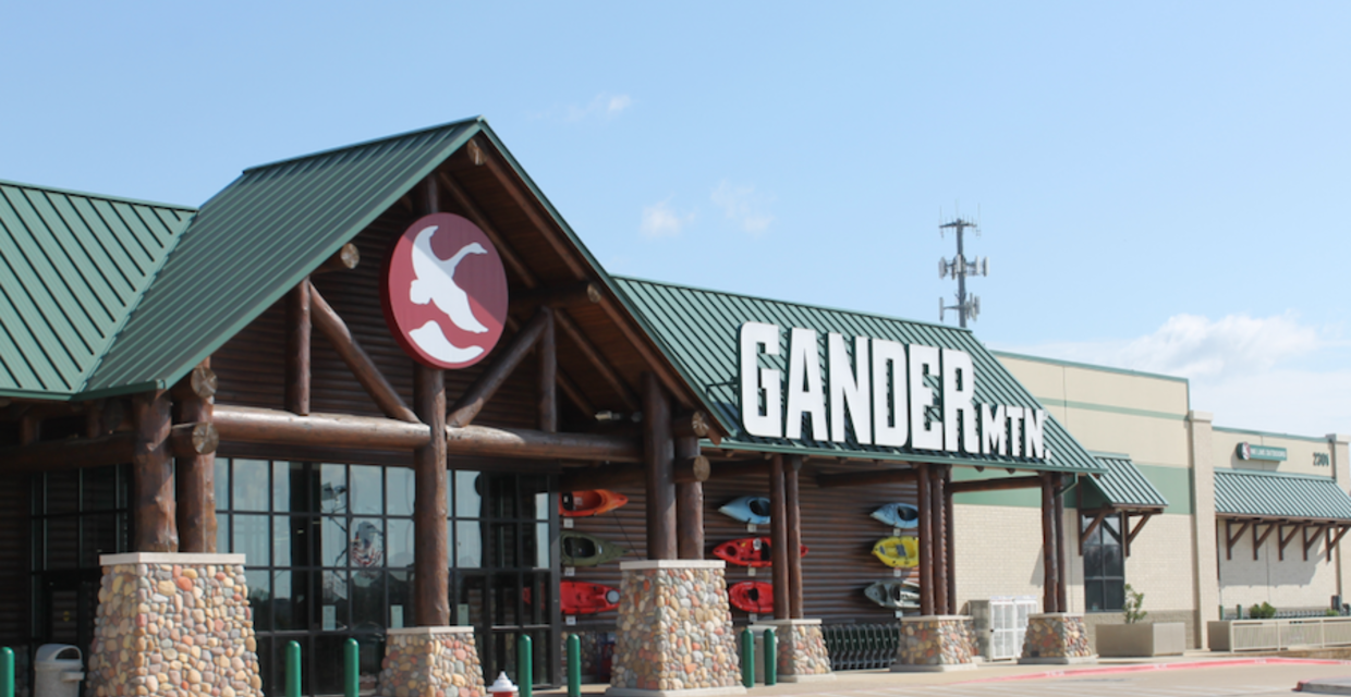 Gander Mountain Downplays Bankruptcy Speculation