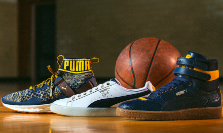 Puma Partners With Atlanta Public Schools On Clyde Relaunch