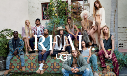 Ugg Launches 'Real' Campaign