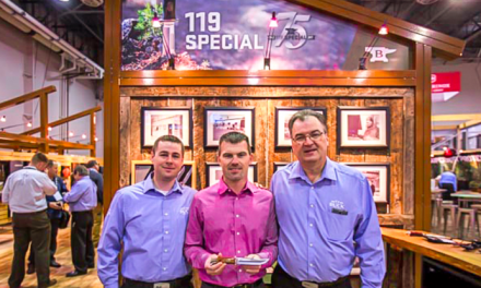 Buck Knives Appoints Rep Of The Year