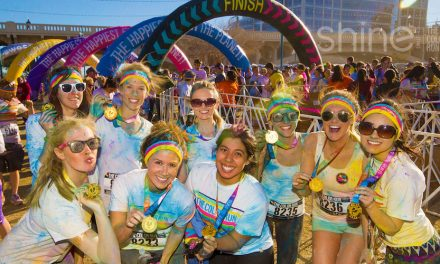 Youfit Teams Up With The Color Run