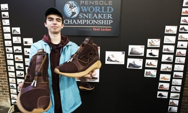 Foot Locker Crowns New Pensole World Sneaker Champ