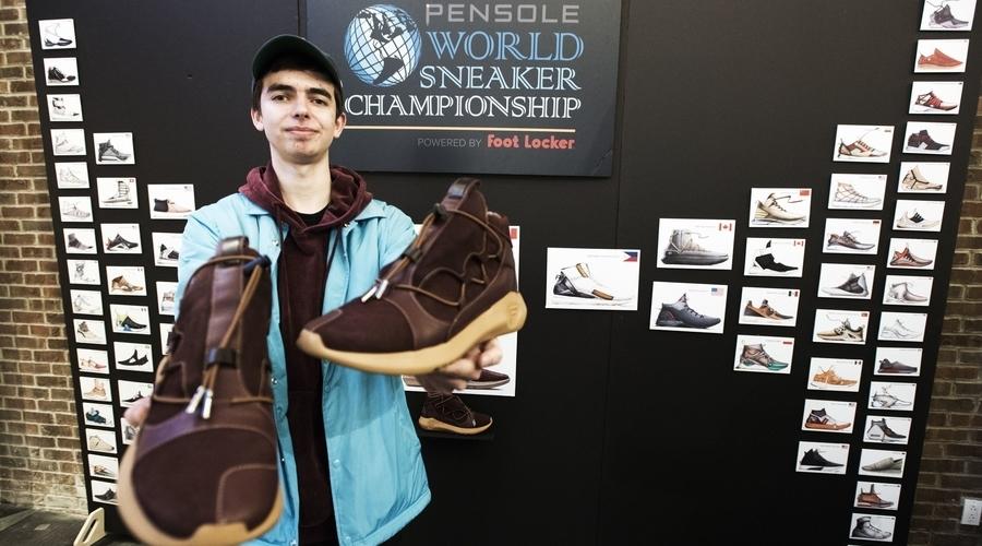 Foot Locker Crowns New Pensole World Sneaker Champ