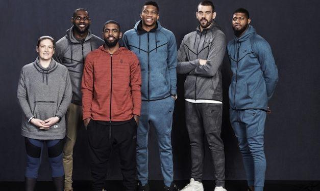 Nike And FIBA Partner To Grow Basketball Around The World