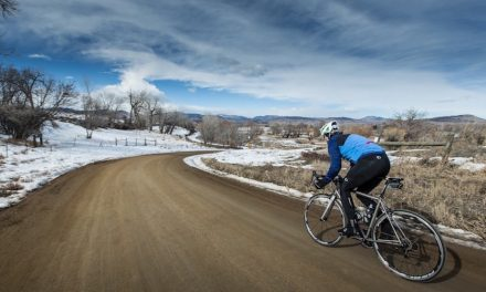 Pearl Izumi Sponsors Old Man Winter Bike Rally