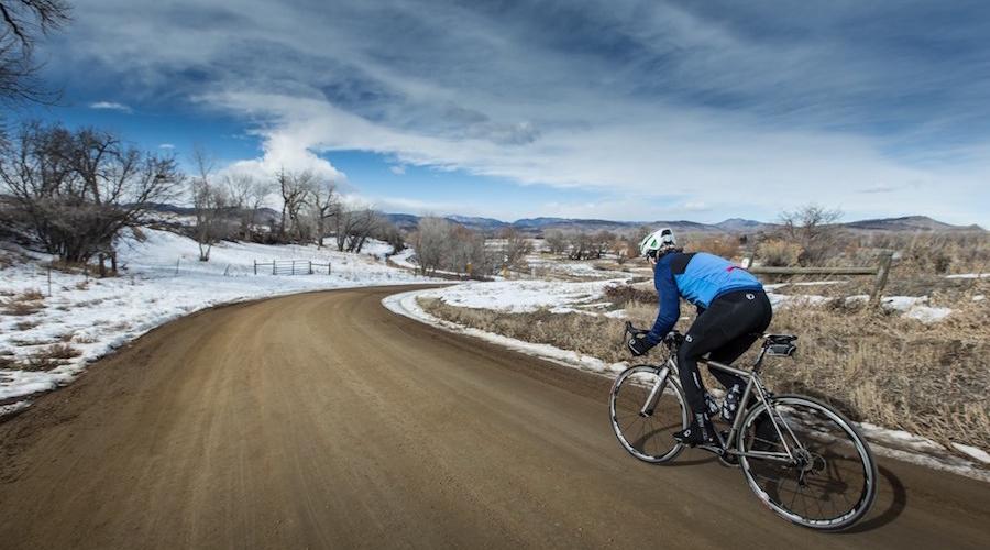 Pearl Izumi Sponsors Old Man Winter Bike Rally