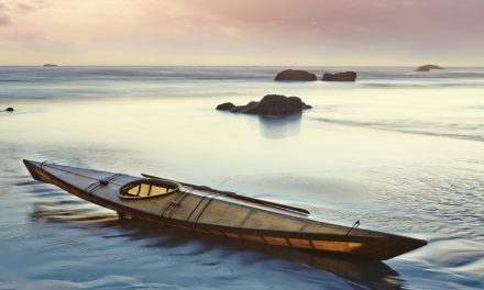 A World Away With Seawolf Kayak's Kiliii Yuyan